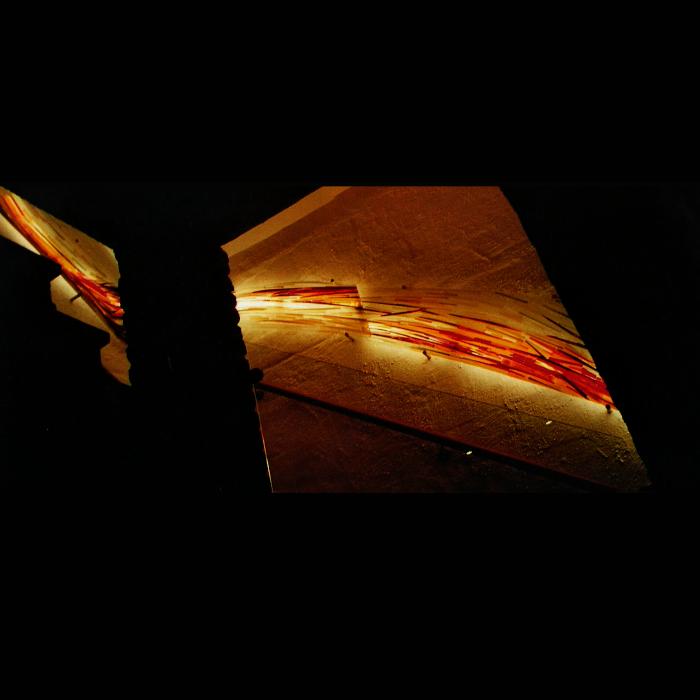 Schmelzglasmalerei